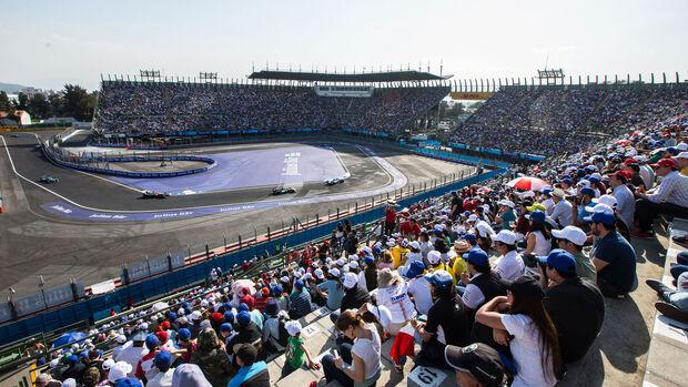 Formel E - eprix - Mexiko 2018