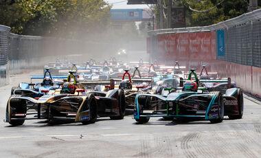 Formel E - eprix - Santiago de Chile - Chile 2018