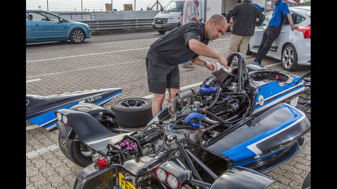 Formel Ford, Motor