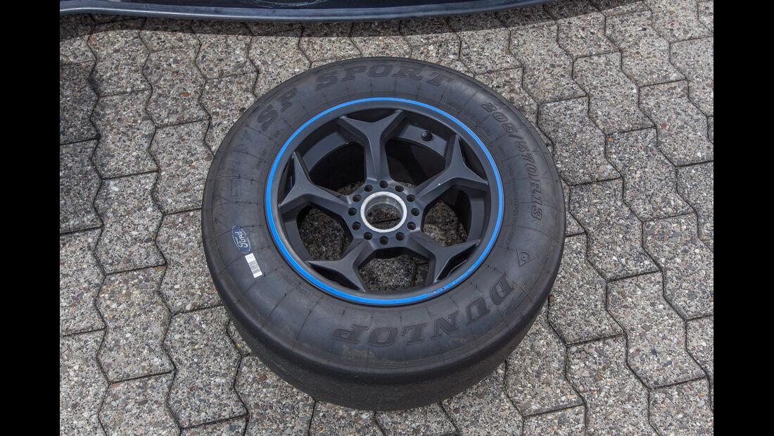 Formel Ford, Rad