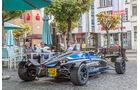 Formel Ford, Stadtfahrt, Impressionen