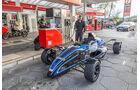 Formel Ford, Tankstelle