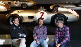 Formel Schmidt 2/2018 - Toto Wolff - Mercedes - Mercedes-Museum