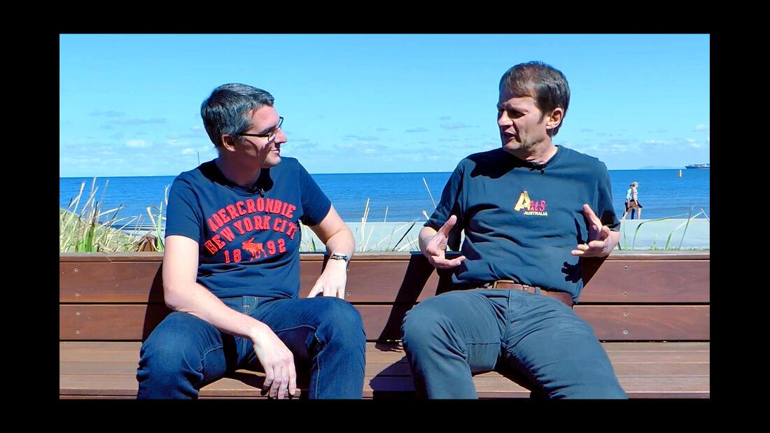 Formel Schmidt - Episode 3/2016 - GP Australien