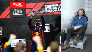 Formel Schmidt - GP Abu Dhabi 2020
