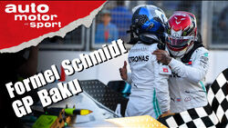 Formel Schmidt - GP Aserbaidschan 2019 - Screenshot