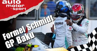 Formel Schmidt - GP Aserbaidschan 2019 - Screenshot