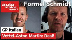 Formel Schmidt - GP Italien - Vettel
