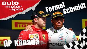 Formel Schmidt - GP Kanada 2019