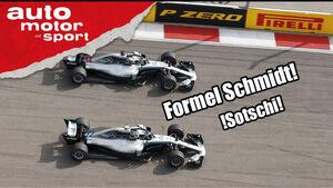 Formel Schmidt - GP Russland 2018 - Teaser