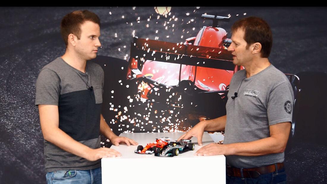 Formel Schmidt - GP Singapur 2018