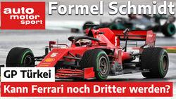 Formel Schmidt - GP Türkei 2020 - Istanbul