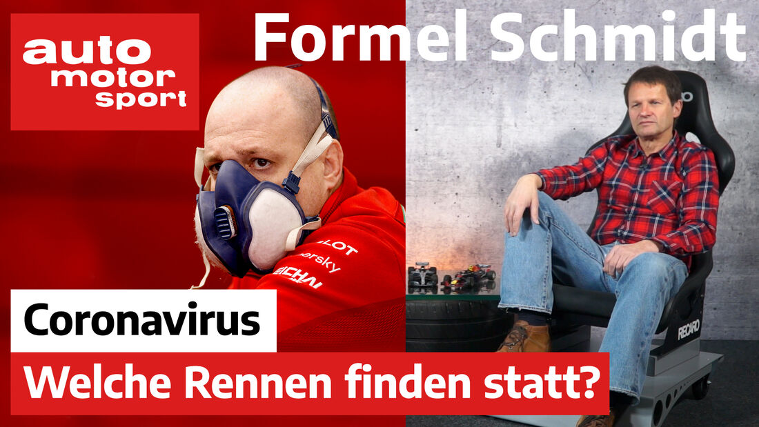 Formel Schmidt - Testfahrten 2020 - Teaser