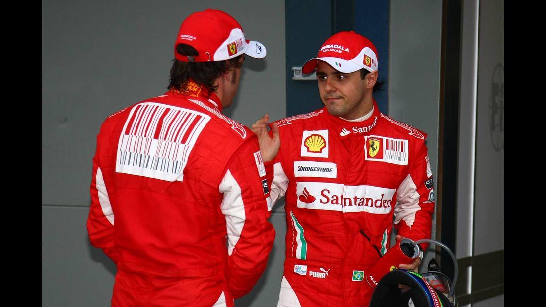 Formula 1 Grand Prix, Australia, Saturday Qualifying