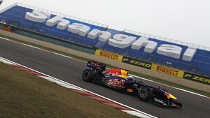 Formula 1 Grand Prix, China, Friday Practice