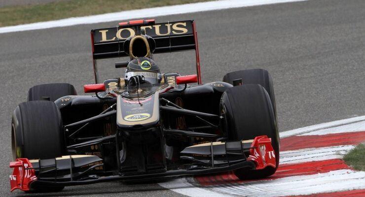 Formula 1 Grand Prix, China, Saturday Practice