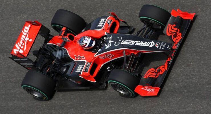 Formula 1 Grand Prix, China, Saturday Qualifying