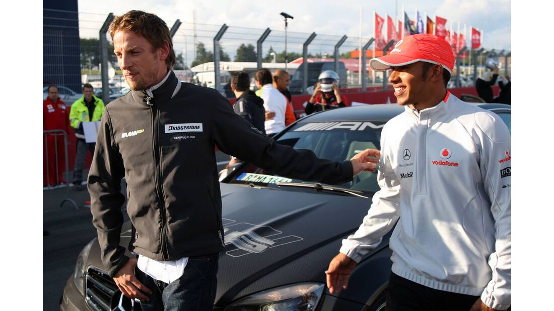 Formula 1 Grand Prix, Germany, Saturday