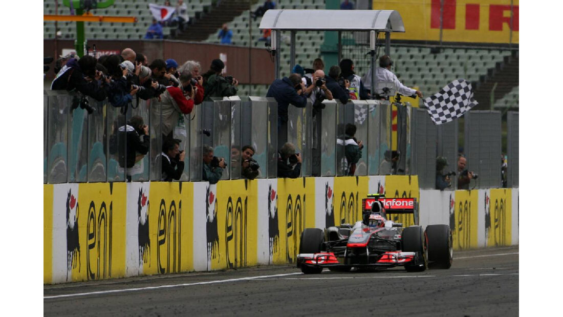 Formula 1 Grand Prix, Hungary, Sunday Race