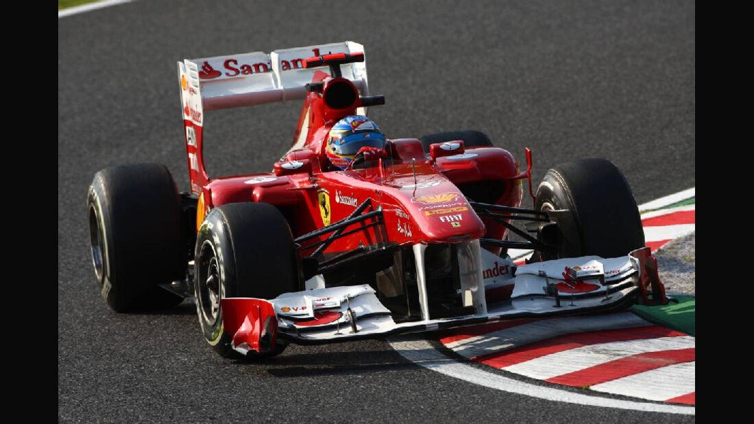 Formula 1 Grand Prix, Japan, Friday Practice