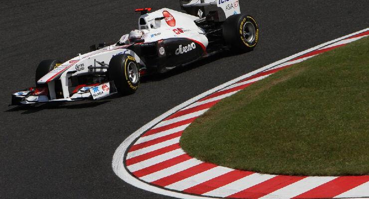 Formula 1 Grand Prix, Japan, Saturday Practice
