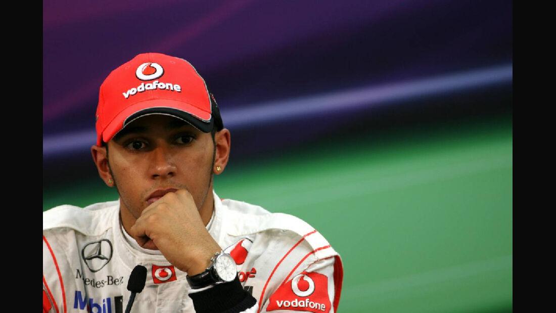 Formula 1 Grand Prix, Japan, Saturday Qualifying