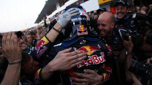 Formula 1 Grand Prix, Japan, Sunday Podium