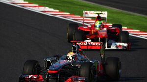 Formula 1 Grand Prix, Japan, Sunday Race