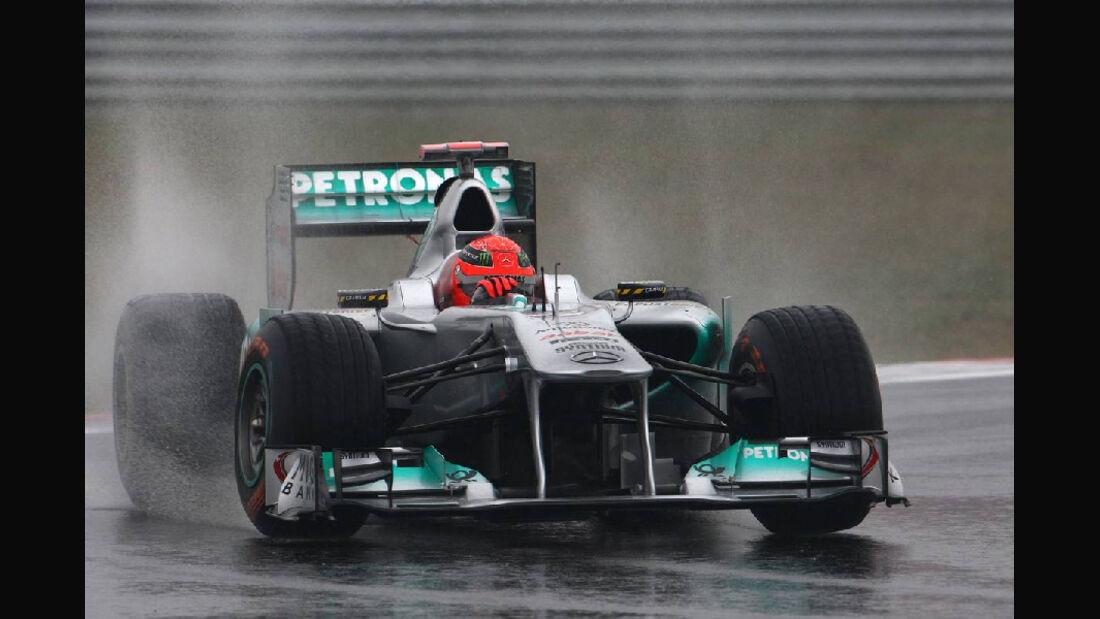 Formula 1 Grand Prix, Korea, Friday Practice