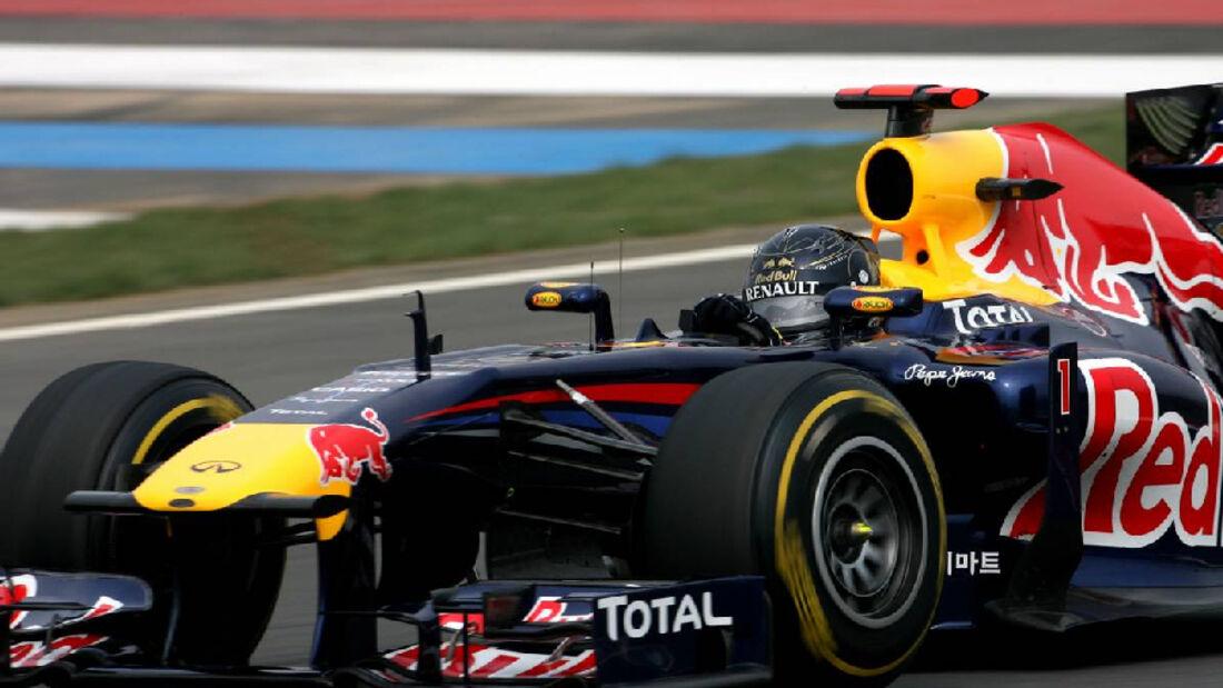 Formula 1 Grand Prix, Korea, Saturday Practice
