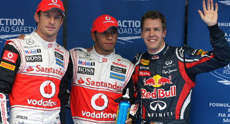 Formula 1 Grand Prix, Korea, Saturday Qualifying
