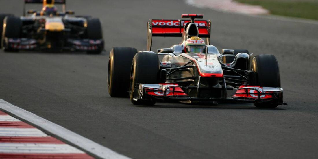 Formula 1 Grand Prix, Korea, Sunday Race