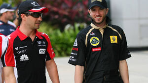Formula 1 Grand Prix, Malaysia, Friday