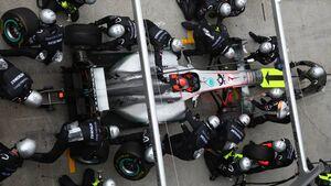 Formula 1 Grand Prix, Malaysia, Sunday Race