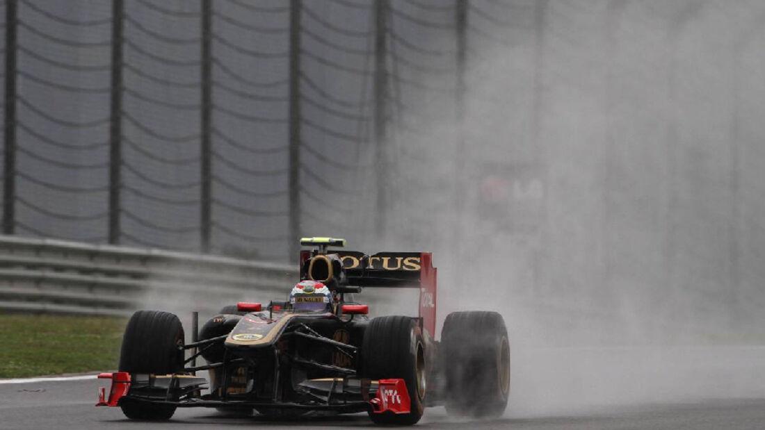 Formula 1 Grand Prix, Turkey, Friday Practice