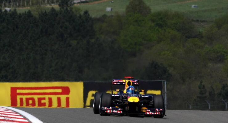 Formula 1 Grand Prix, Turkey, Saturday Practice