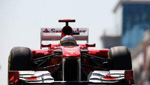 Formula 1 Grand Prix, Turkey, Saturday Qualifying
