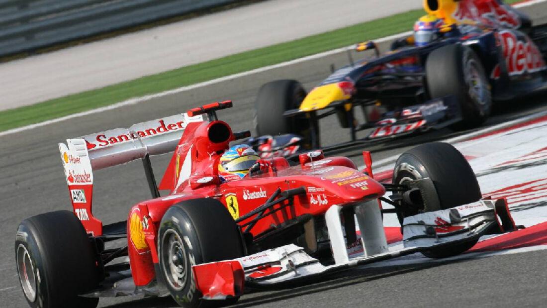 Formula 1 Grand Prix, Turkey, Sunday Race