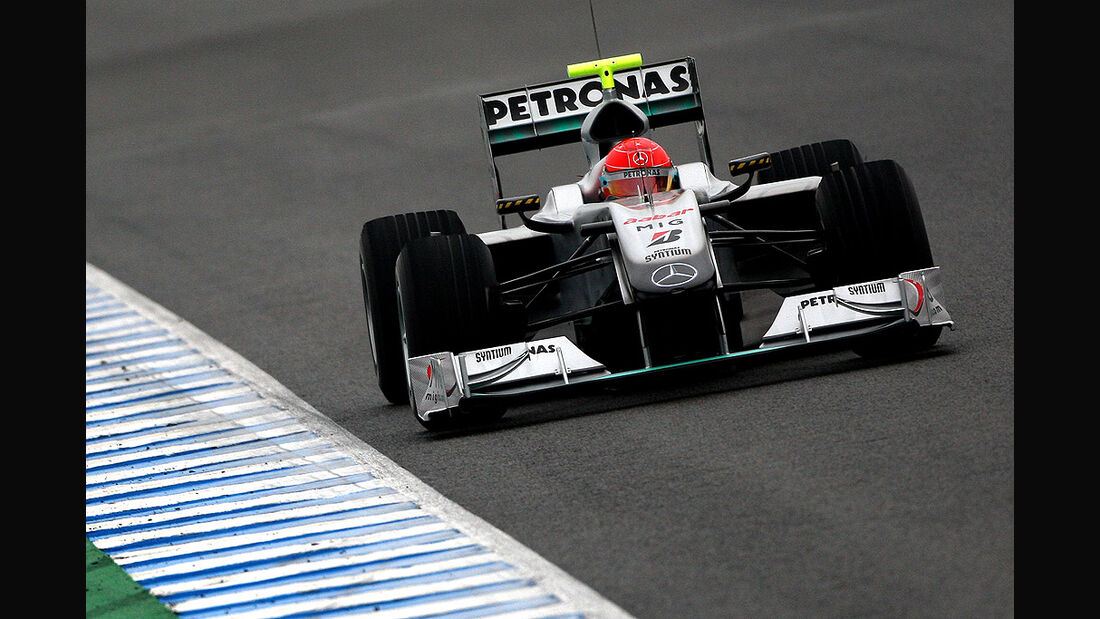 Formula 1 Testing, Jerez, Spain
