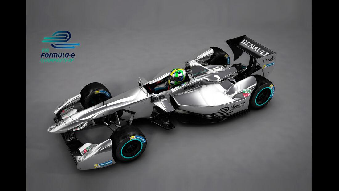 Formula E 2013