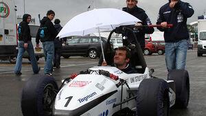 Formula Student Rennteam Uni Stuttgart in Silverstone
