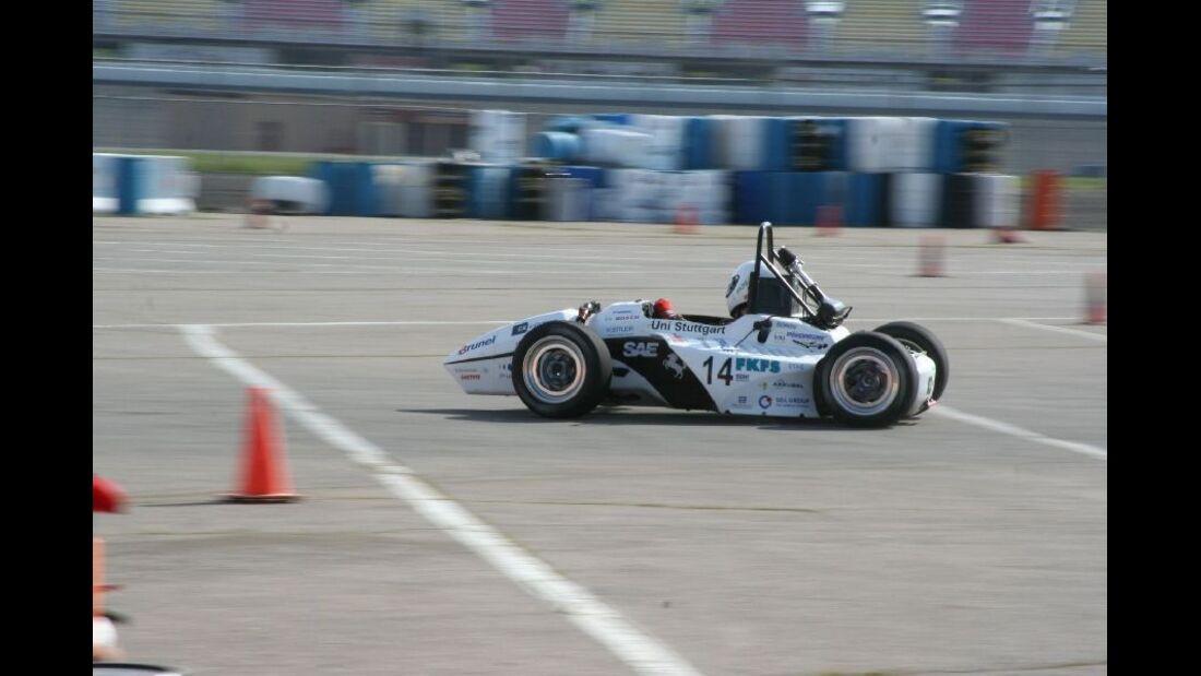 Formula Student in Michigan