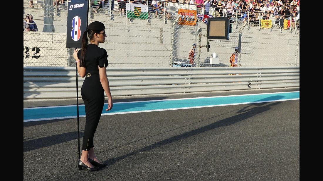 Fornel 1 - Girls - GP Abu Dhabi 2017