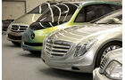 Forschungsautos von Mercedes