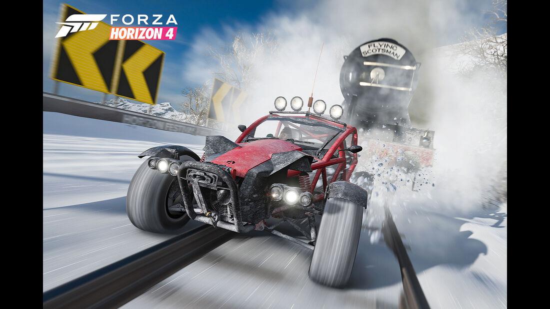 Forza Horizon 4 Xbox Arcade Racer (2018)