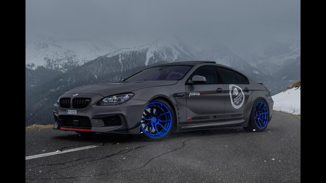 Fostla BMW 650ix
