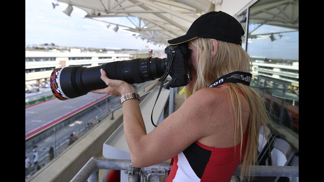 Fotograf - GP USA 2016
