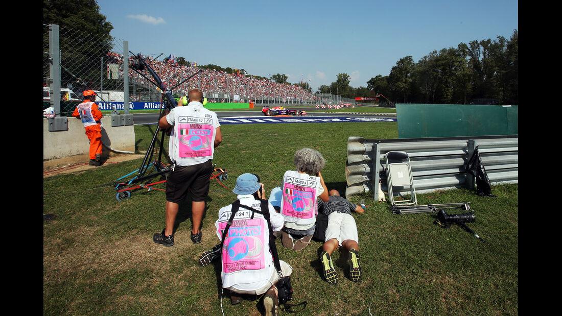 Fotografen - Formel 1 - GP Italien - 7. September 2013