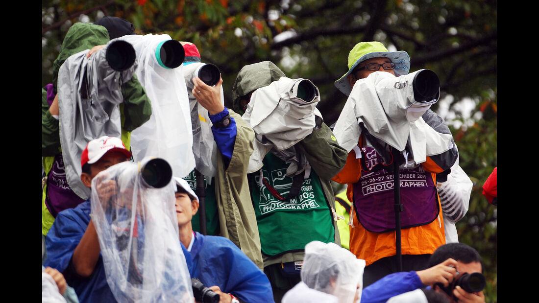 Fotografen - Formel 1 - GP Japan - Suzuka - 25. September 2015