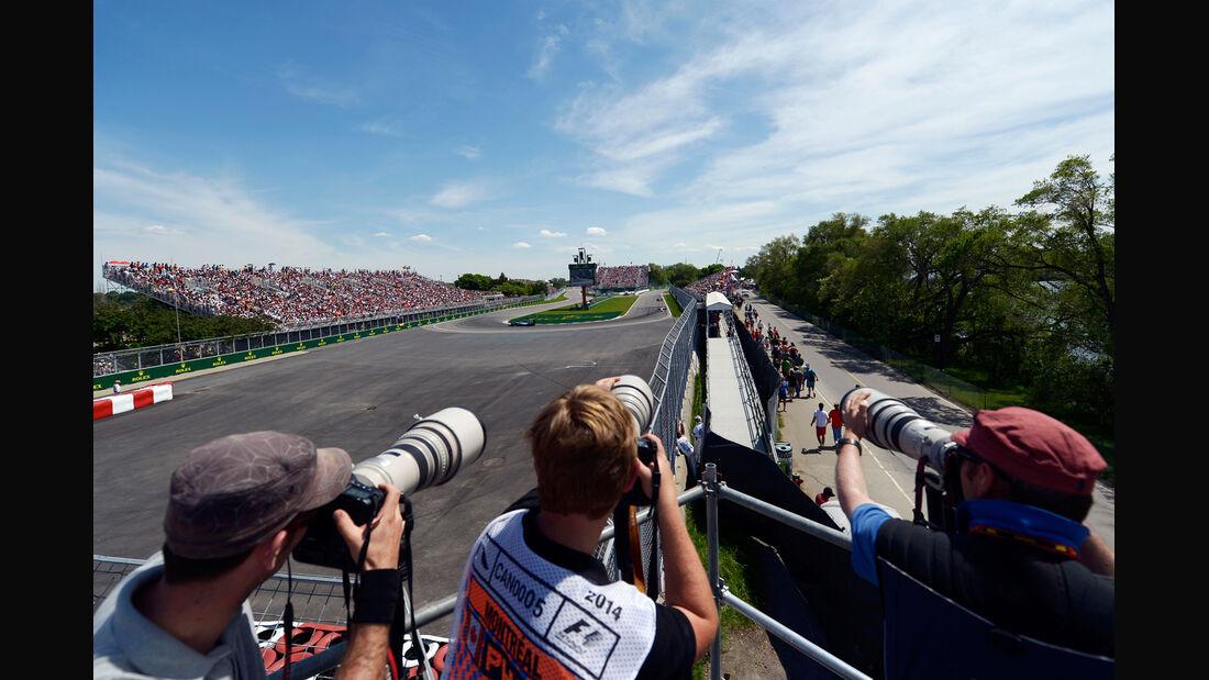 Fotografen - GP Kanada 2014